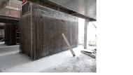 coffrage grimpant pour la r alisation de cage d 39 ascenseur. Black Bedroom Furniture Sets. Home Design Ideas