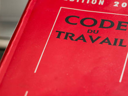 code du travail ues