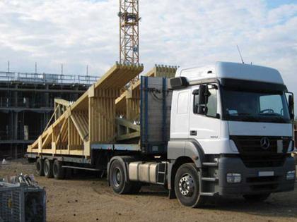 Une recommandation sur la livraison de mat riaux et l ments de construction - Livraison materiaux de construction ...