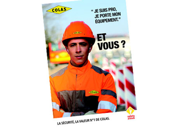 Safety week Colas